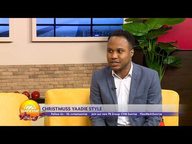 Christmas Yaadie Style: In Jamaica | Sunrise | CVMTV