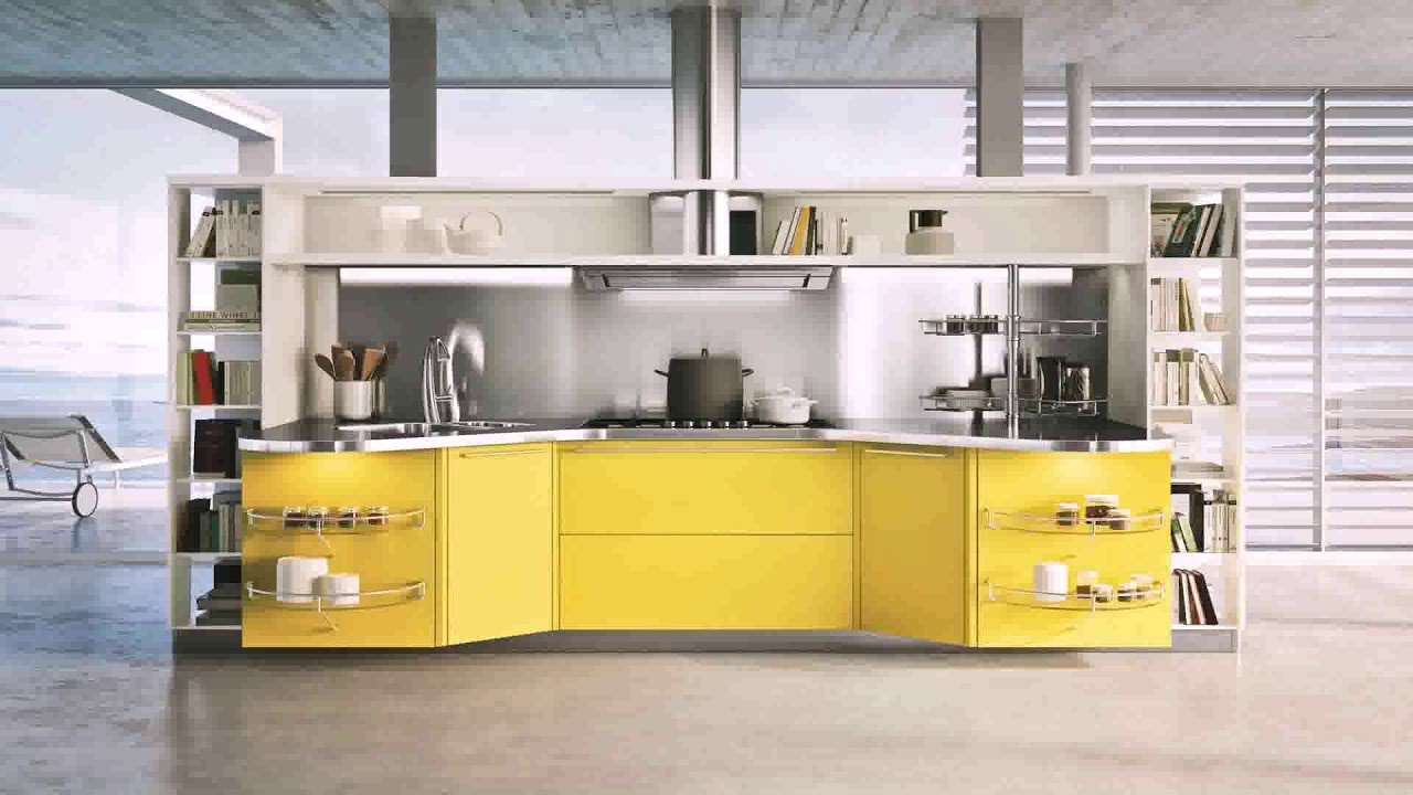 Kitchen design layout rules youtube for Amr helmy kitchen designs