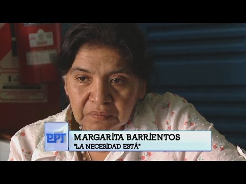 """Margarita Barrientos y la situación social actual: """"Mi sueño es que no haya más comedores"""""""