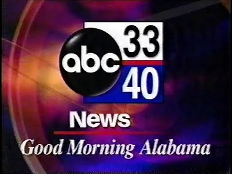 ABC 33/40's Good Morning Alabama - May 16, 2003 (with commercials)