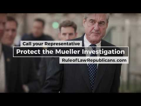 Congress must prevent Mueller from being fired.