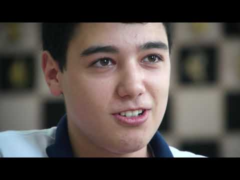 Armen Barseghyan European Youth Chess Champion 2019