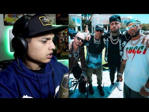 [Reaccion] Ven Y Hazlo Tú 💰 – Nicky Jam x J Balvin x Anuel AA x Arcángel | Video Oficial