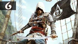 Прохождение Assassin's Creed 4: Black Flag #6 - Наём пиратов.