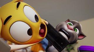 минимульты «Говорящий Том» — Мастер мусора (1-я серия 2-го сезона)