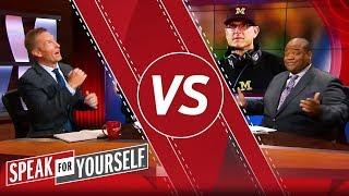 Joel Klatt vs Jason Whitlock | CFB | SPEAK FOR YOURSELF