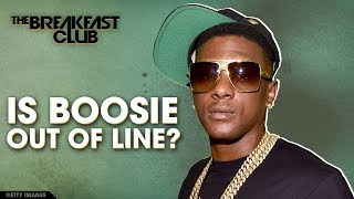 Is Boosie Out Of Line For Offering To Get His Son Oral Sex?