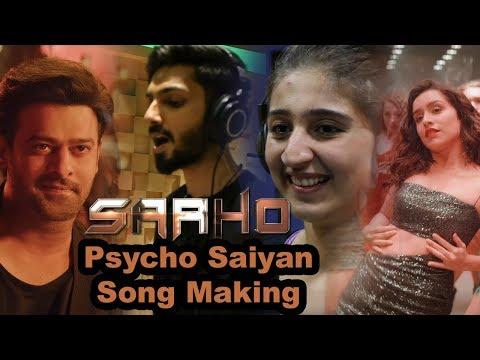 Download Lagu  Psycho Saiyan Song Making  | Saaho | Prabhas | Shraddha Kapoor | Anirudh | Dhvani Bhanushali Mp3 Free