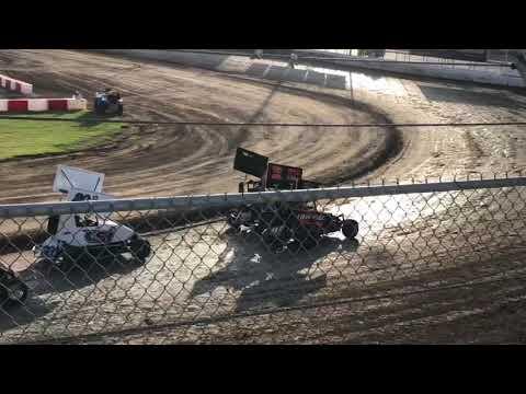 Delta Speedway 6/15/19 Jr Sprint Heat 2C Ty