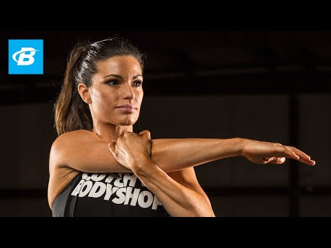 20 Minute at Home Flexibility Workout: Day 14   Clutch Life: Ashley Conrad's 24/7 Fitness Trainer