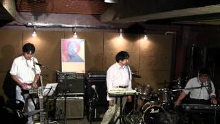 Cosmic Surfin' cover 偽YMO 2012.09.01 Rooster North Side(東京都杉...