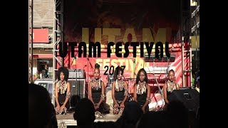 GQ DANCERS PERFORMANCE AT UTAM FESTIVAL 2017