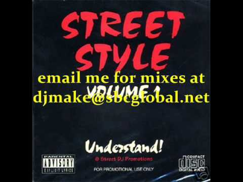 Street style vol 1 bad boy bill 90 39 s chicago house for 90s chicago house music