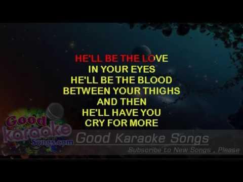 Shout At The Devil -  Motley Crue (Lyrics Karaoke) [ goodkaraokesongs.com ]