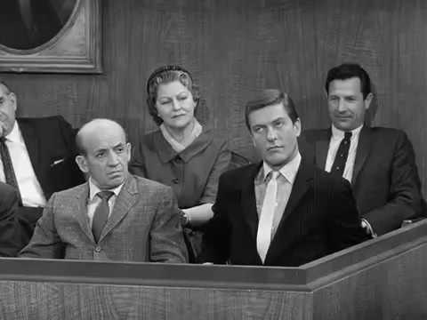 The Dick Van Dyke    S01E24   One Angry Man