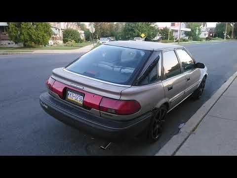1990 Geo Prizm Hatchback