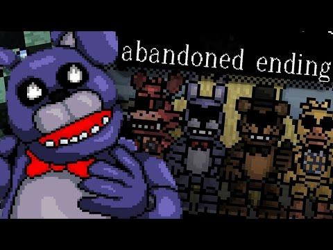KILLING PURPLE MAN?! | Super FNaF #4 [Abandoned ENDING!]