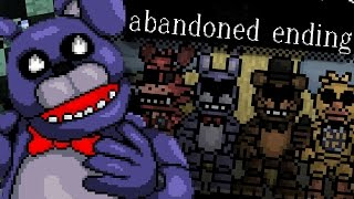 KILLING PURPLE MAN?! | Super FNaF #4 [Abandoned ENDING!] thumbnail