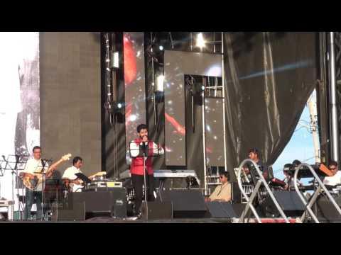 SPB 50 Grand Musical Tour in Toronto - Anand sings Kannamma Kanavillaiya