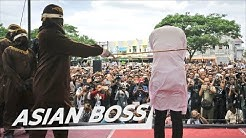 Why Are People Getting Caned In Indonesia? | ASIAN BOSS