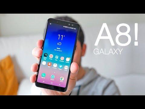 Galaxy A8: 3