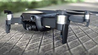 J'AI TESTÉ LE DJI MAVIC AIR - UN SUPER DRONE MAIS...