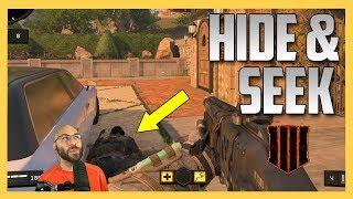 Hacienda Hide and Seek in Black Ops 4!