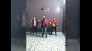 Nakhreya Mari || Miss Pooja || Bhangra Performance || Choreographed by Vishal Garg ||