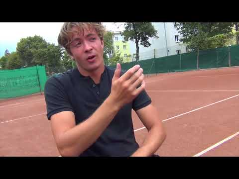 Nico Langmann - Austrian wheelchair tennis star