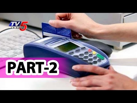 Is there Surety for Cyber Security through Cashless Transactions? | Pravasa Bharat #2 | TV5 News