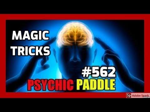 🔔MAGIC VIDEO TAMIL I💥MAGIC TRICK TAMIL #562 I PSYCHIC PADDLE
