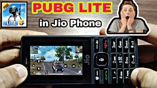 How To Download PUBG LITE in Jio Phone , New Update 2019 in Jio Phone
