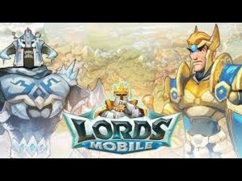 Как быстро получить Т4 войска в игре Lords Mobile. Гайд