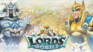 Обложка Как быстро получить Т4 войска в игре Lords Mobile Гайд