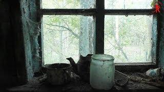 Бежали как из Чернобыля / Брошенная деревня / Покинутые дома