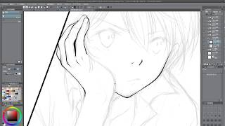 drawing live Stream 【creative】yaoi ...