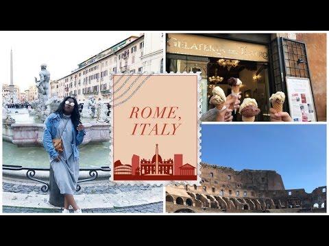 → When In Rome..! : Spring Break Travel Diary ←