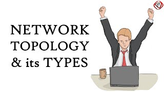 Network topology types (Bus, Star, Ring, Mesh, Hybrid, Logical, Physical) | TechTerms