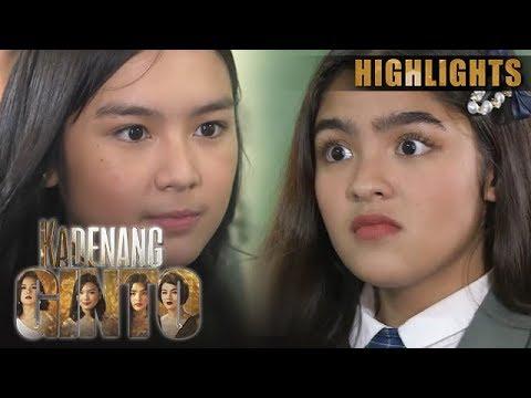 Marga, nainis nang humabol sa exam si Cassie | Kadenang Ginto (With Eng Subs)