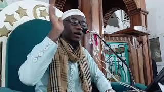 Mohamed Kamangué :Tafsir surat (Al-Araf v90)