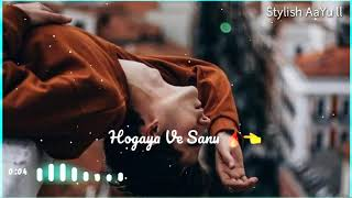 Ringtone 2020 ll Punjabi👳♀️🧕 Status Tere bina jina saza ho gaya sanu new cute tranding status