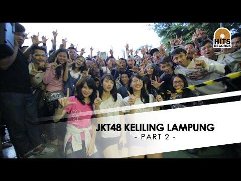 JKT48 Pareo adalah Emerald ke Lampung Part II
