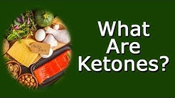 What Are Ketones? What Is Ketosis? The Ketogenic Diet