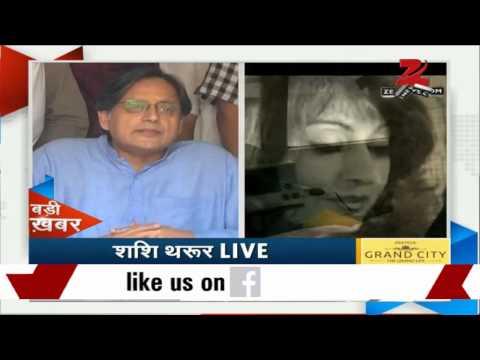 Sunanda Pushkar death case: Shashi Tharoor wants fair probe