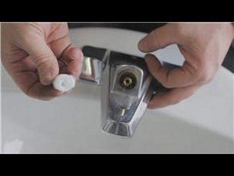 Faucet Repair How Do I Repair A Push Pull Faucet