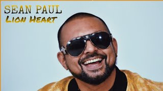 Sean Paul - Lion Heart [Lyric Music Video]