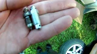 Jeep ( k j ) прокачка тормозов,сломал штуцер.