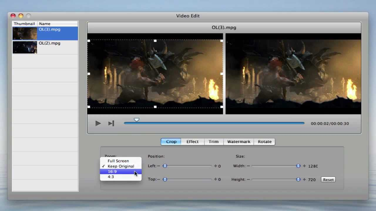 how to put imovie project on dvd