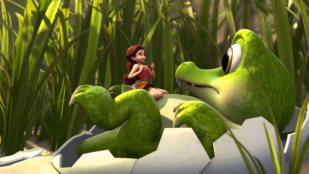Clochette et la f e pirate extrait vf le b b crocodile disney be youtube - Fee clochette et les pirates ...