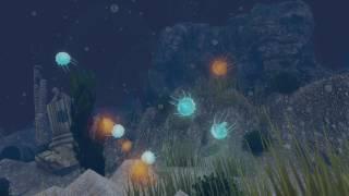 クラゲと泡の世界 v0.0.1